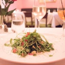 berros salad
