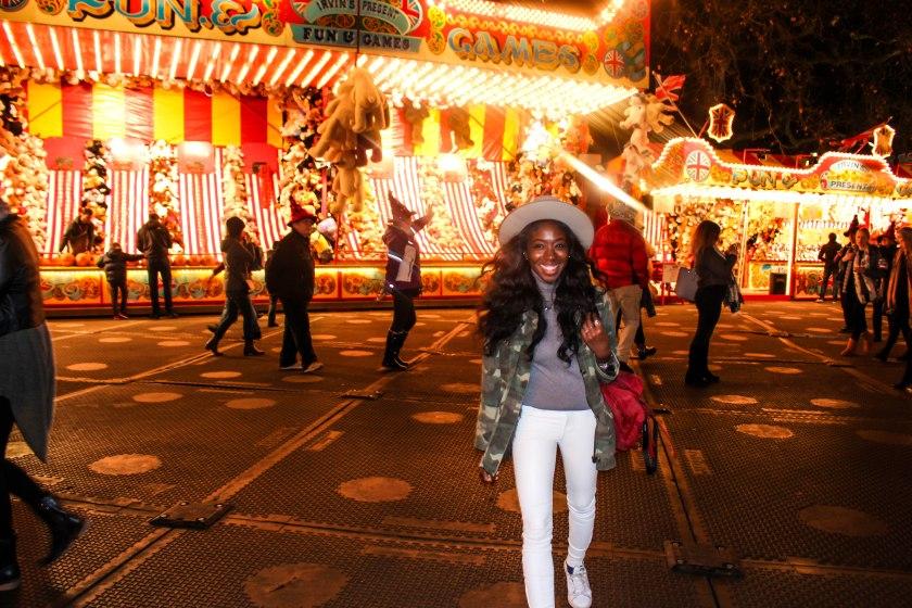 Me in Winter Wonderland by Nneya Richards Heather Walker