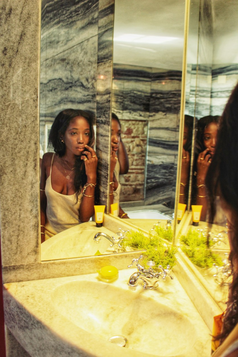 Mirror Mirror Palacio Belmonte by Nneya Richards