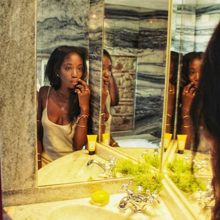 Mirror Mirror Palacio Belmonte by Nneya Richards
