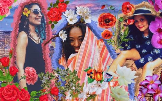 Nneya Richards Naomi Jen Collage
