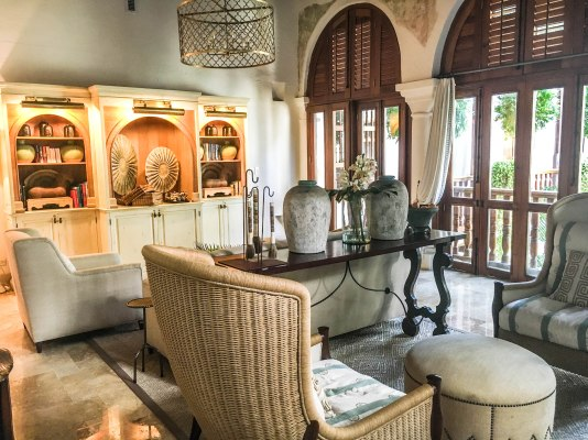 When in Cartagena: Hotel Casa San Augustin
