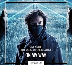 alan walker on my way mp3