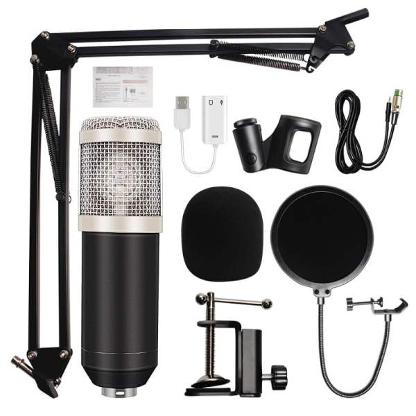 3.5mm Wired Studio Microphone