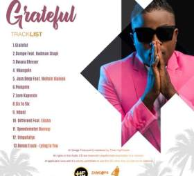 T-Sean - Grateful Album