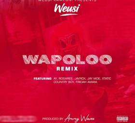 Weusi Wapoloo Remix Download