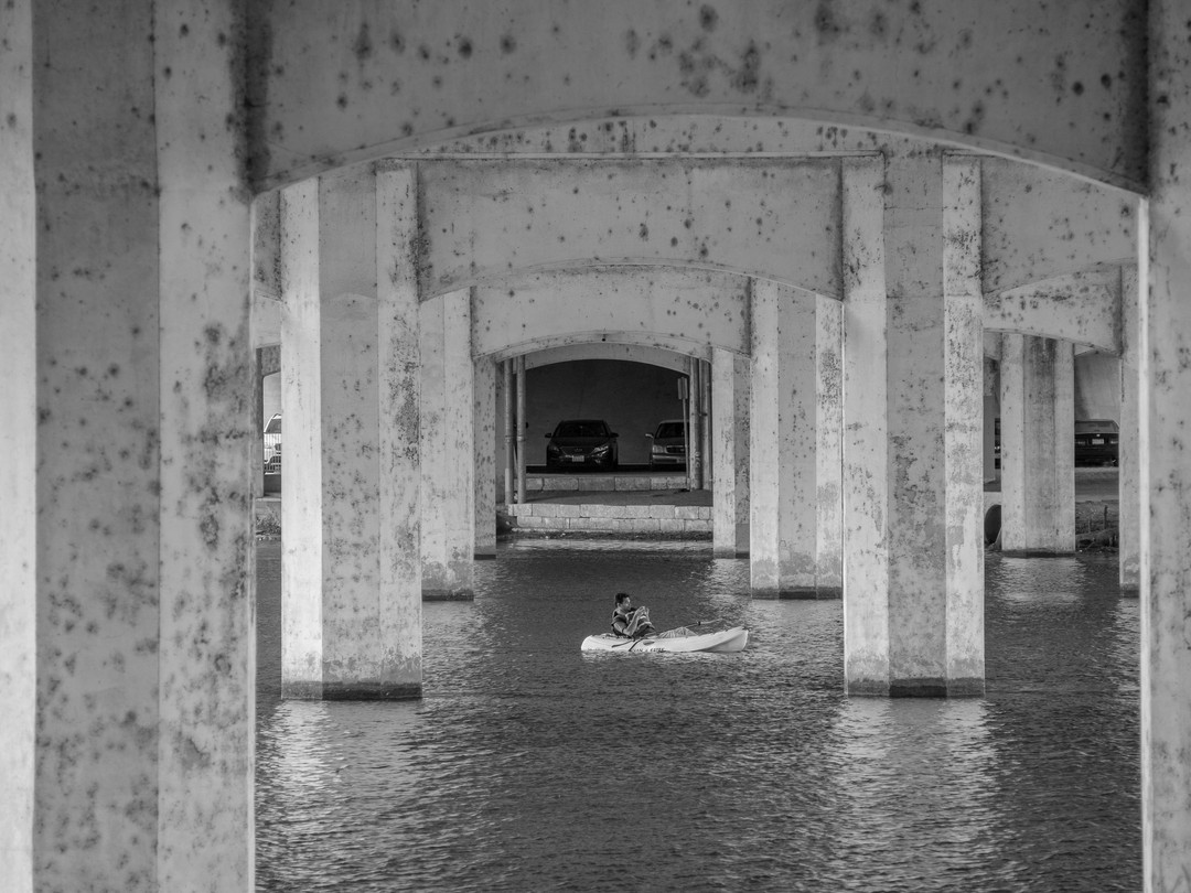 Honorable Mention Class-1: Will Varley. On-Town Lake