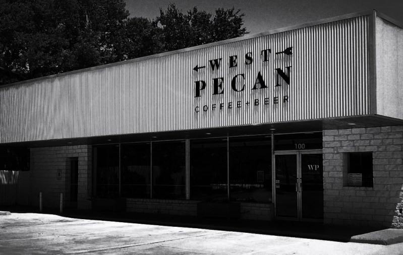 West Pecan Coffee + Beer