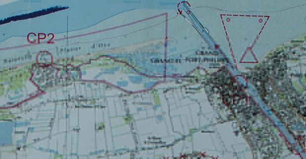 Rajd w formacie etapowym, więc zasadniczo liczyła się precyzja nawigacji i mocna łyda. Mapa bardzo dobra