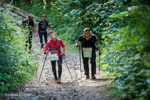 Kto miał okazję startować w Adventure Trophy, bądź MTCH, ten wie, że górskie imprezy to zupełnie inna para kaloszy. Foto Piotr Dymus