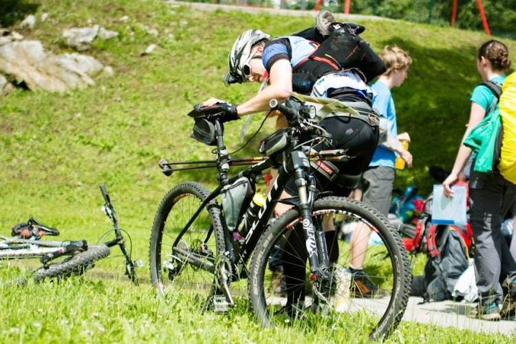 Adventure Race Slovenia 2016. Przepak. Fot. Materiały organizatora
