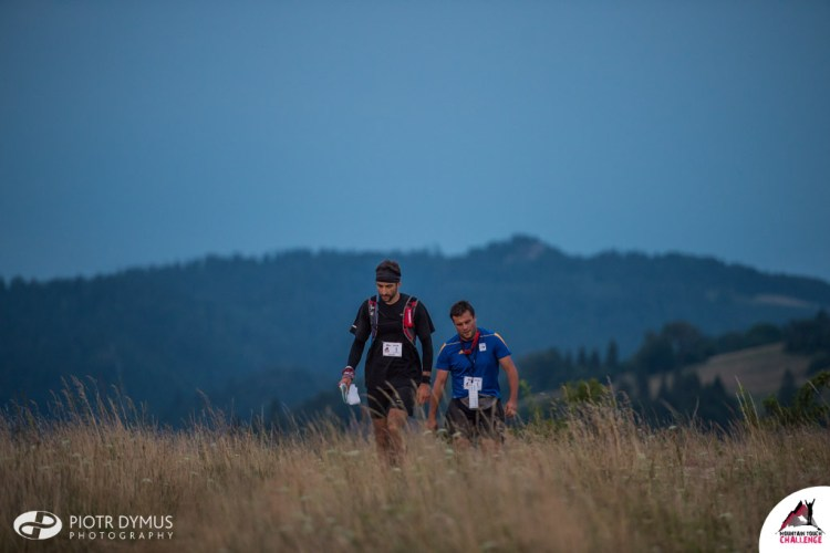 Mountain Touch Challenge - etap trekkingowy. Fot. Piotr Dymus