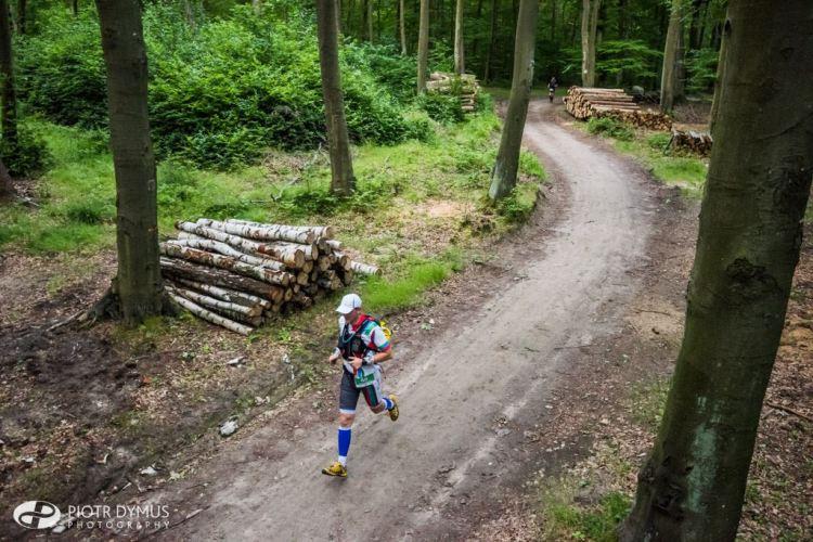 Tricity Trail 2015 - pierwsza edycja górskiego biegu ultra nad morzem. Fot. Piotr Dymus