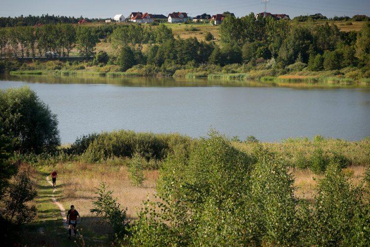 Zdjęcie z pierwszej, towarzyskiej edycji Kaszubskiej Poniewierki Fot. Wojciech Zwierzyński