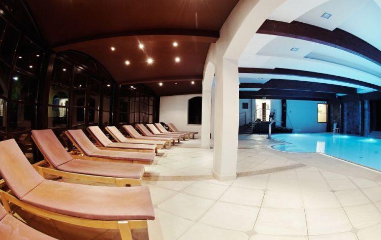 Strefa SPA w Hotelu Anders będzie dostępna dla uczestników biegu za darmo. Fot. Materiały Hotelu Anders