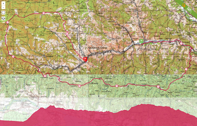Gorce Ultra Trail 43