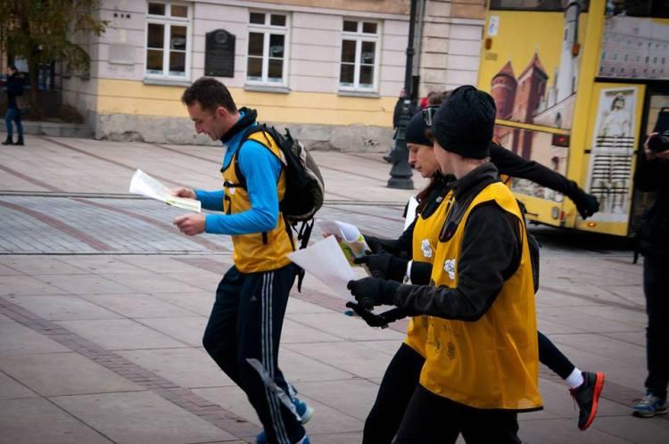 Sobotni etap rajdu będzie biegiem na orientację na 25 km. W formule scorelauf. Fot. Materiały organizatora