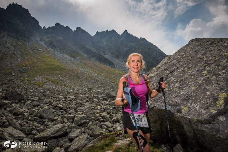 Bieg Granią Tatr. Fot. Piotr Dymus