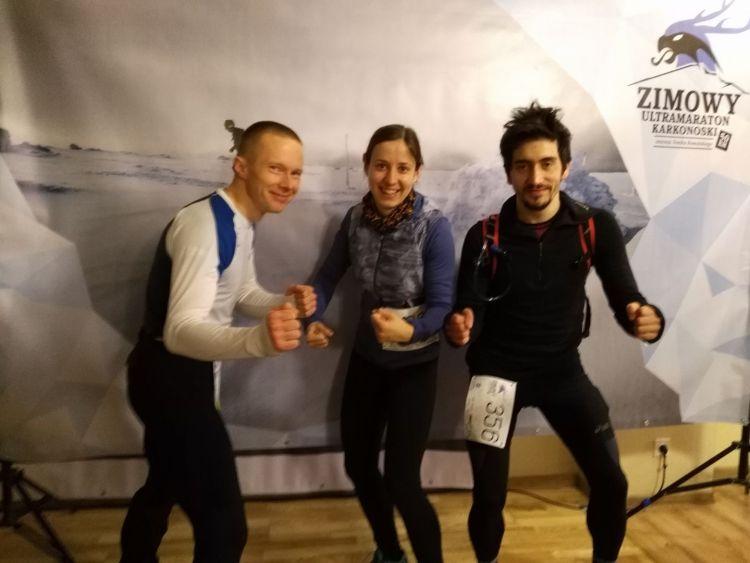 Przed startem ZUK z ekipą Navigatorii. Fot. Materiały Rafała Adametz
