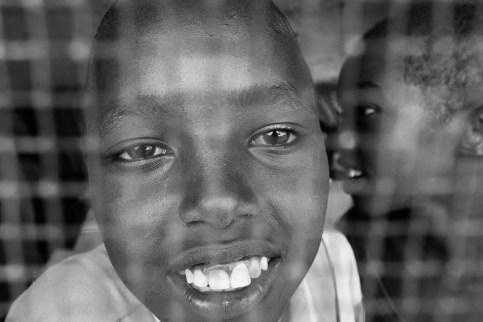 May 2007 School in Samburu village, Samburu, Kenya