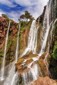 May 2008 Ouzoud Falls, Morocco