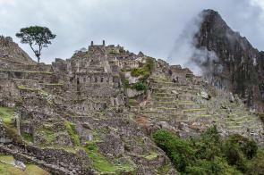 October 2006 Machu Picchu, Cusco Region, Urubamba Province, Machupicchu District, Peru