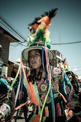 November 2006 Festivcal in Puno, Puno, Peru
