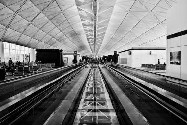 November 2008 Hong Kong International Airport, Hong Kong