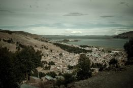 November 2006 Titicaca Lake, Puno, Peru