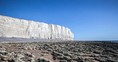 April 2012 White Cliffs, Beachy Head, Seven Sisters, UK