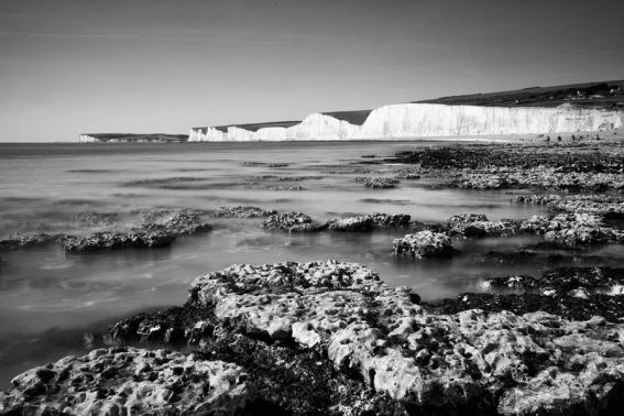 April 2012 White Cliffs, Beachy Head, Seven Sisters, UK
