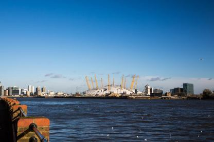 November 2012 The O2, London, UK