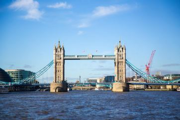 November 2012 Tower Bridge, London, UK