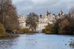 November 2012 St James's Park, London, UK