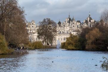November 2012 St James's Park, London, UK