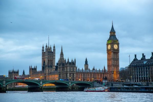 November 2012 Big Ben & Palace of Westminster, London, UK