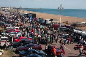 September 2009 Brighton Cars, Brighton, UK