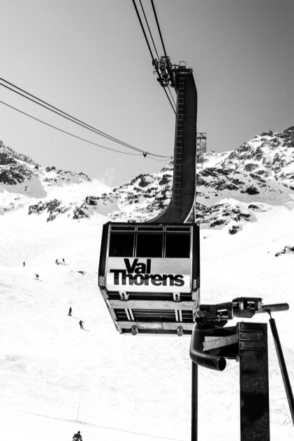March 2007 Val Thorens, France