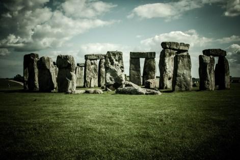 June 2006 Stonehenge, Wiltshire, England, UK