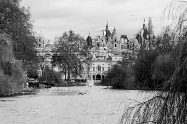 January 2007 St Jame's Park, London, UK