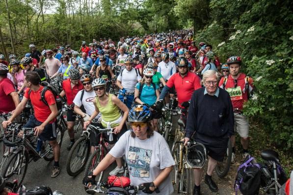 June 2009 British Heart Foundation - London to Brighton Bike Ride 2009