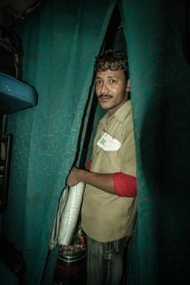 November 2007 In the train, Himachal Pradesh, India