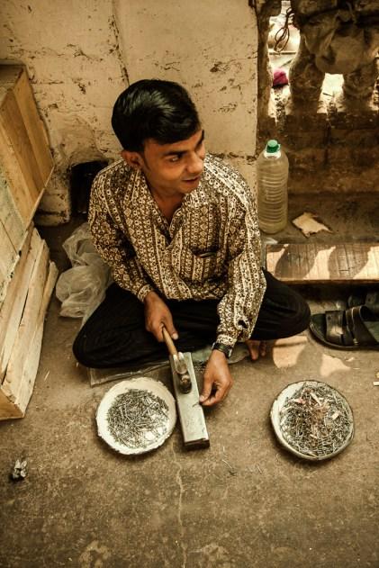 November 2007 Khari Baoli, Old Delhi, India