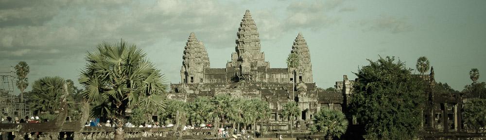 November 2004 Angkor Wat, Siem Reap, Cambobia