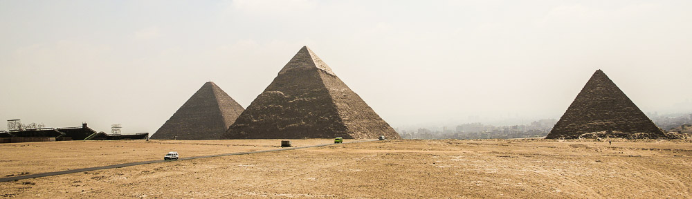 August 2005 The Great Pyramid of Giza, El Giza, Egypt