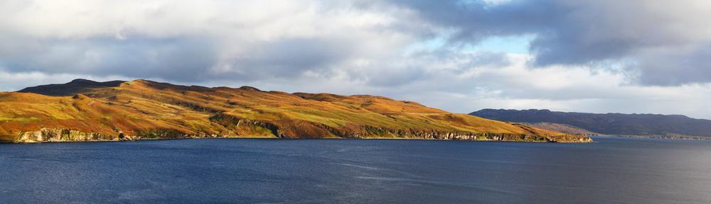 September 2012, Isle of Skye, Scotland, UK
