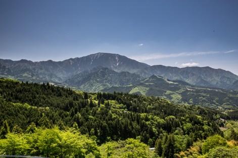 May 2013 Kiso Valley (木曾谷 Kiso-dani), Kiso River, Nagano Prefecture, Japan
