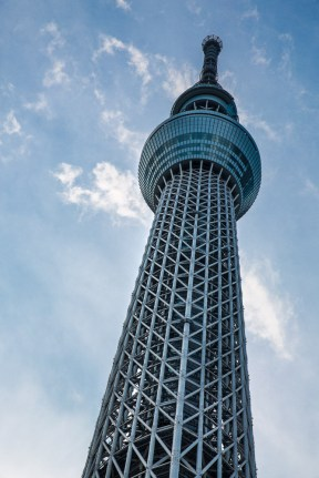 May 2013 Tokyo Skytree (東京スカイツリ), Sumida, Tokyo, Japan