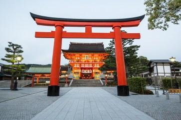 May 2013 Fushimi Inari-taisha, Fushimi-ku, Kyoto, Japan