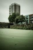 September 2013 Limehouse Basin, London, UK